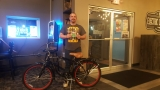 $120 Bike Won at Electric City Lanes on 9/16/18