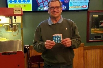 $300 Winner at Northland Pub on 3/4/19 in Appleton