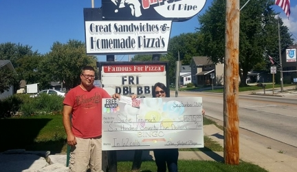 $675 Jackpot Winner at Big Al Capones on 9/3/18